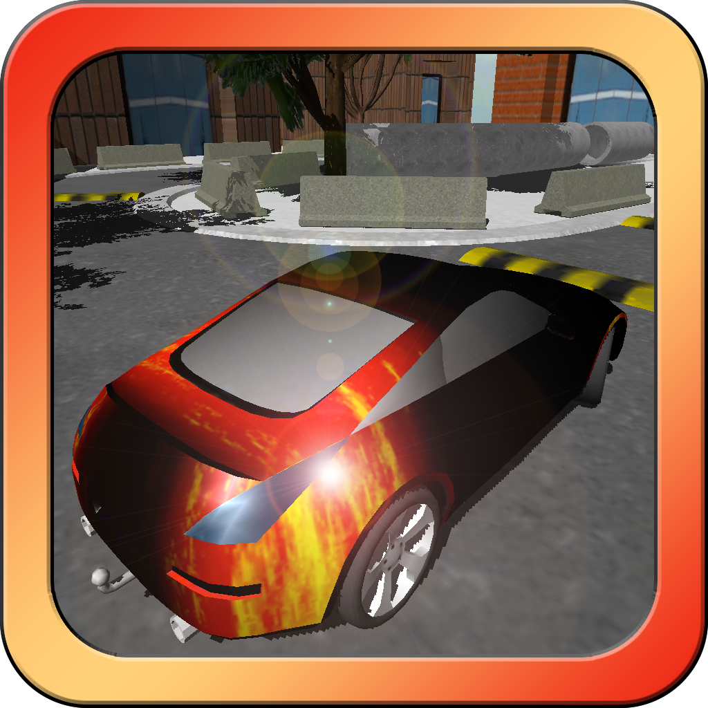 Hot Rod City Parking Game - Driving Skills Simulator FREE